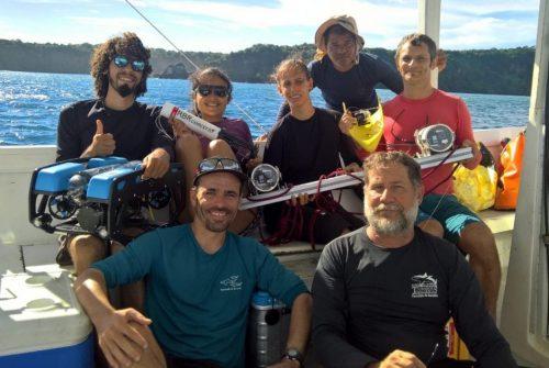 FAROFA 3 – Fish Acoustics around Fernando de Noronha