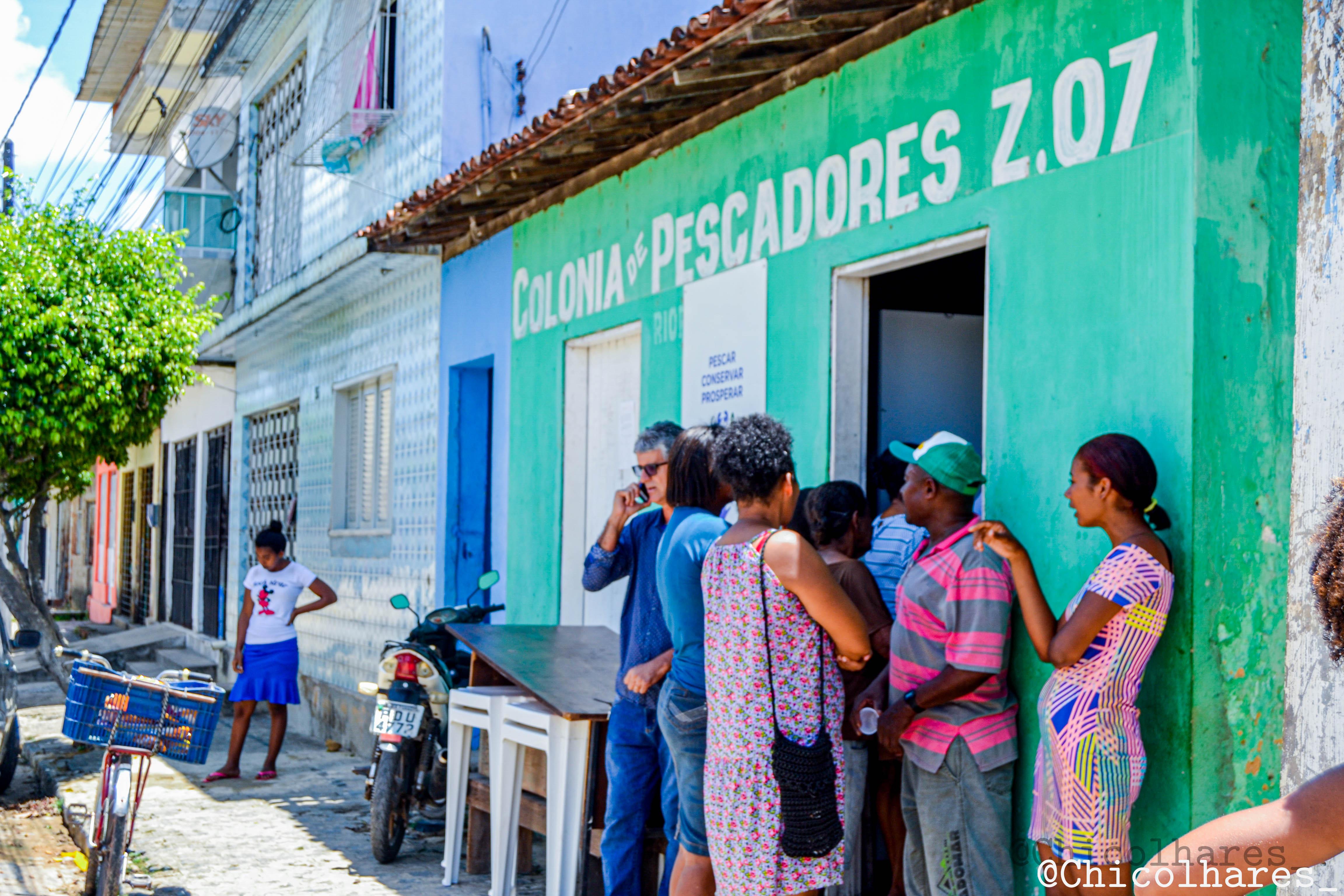 Como foi a Desconferência na Colônia de Pescadores em Rio Formoso fev/2020