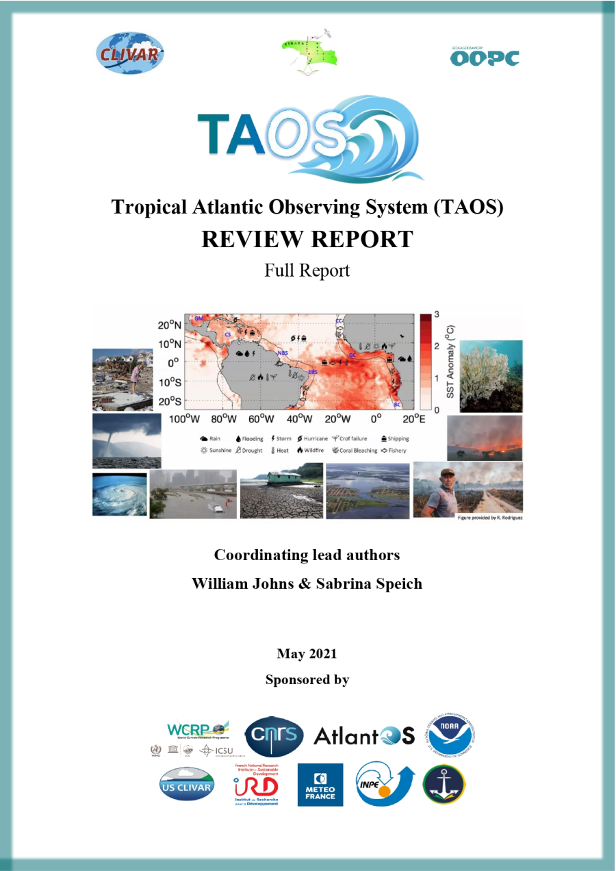 Tropical Atlantic Observing System (TAOS) Review Report