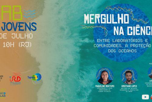 Mergulho na Ciência: Evento discute Proteção dos Oceanos e Projetos em Parceria com Comunidades Pesqueiras