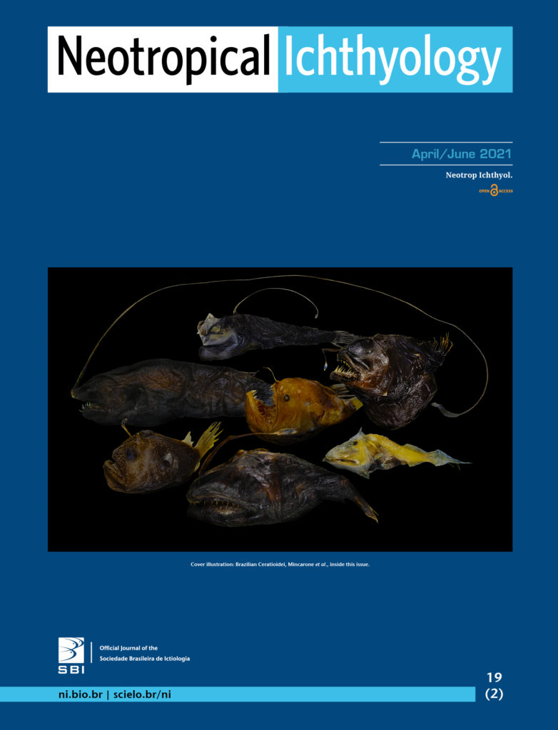 Deep-sea anglerfishes (Lophiiformes: Ceratioidei) from off northeastern Brazil, with remarks on the ceratioids reported from the Brazilian Exclusive Economic Zone